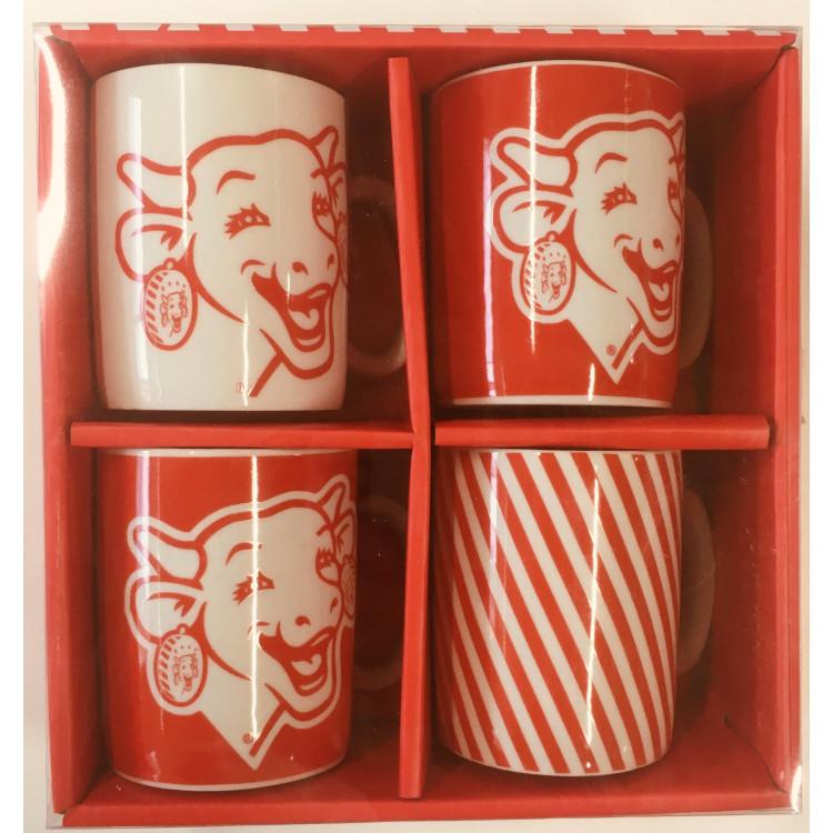 Mug La vache qui rit® - Lot de 4 mugs