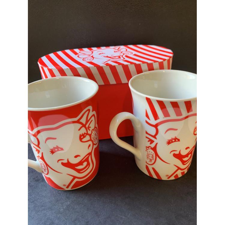 Mug La vache qui rit® - Lot de 2 mugs