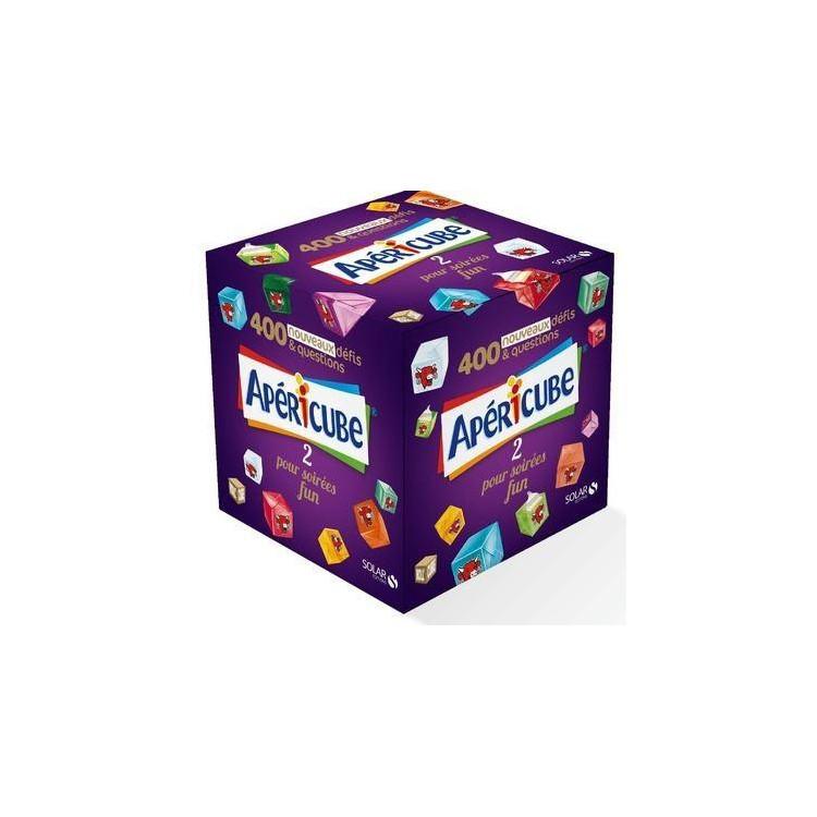 Roll'Cube Apéricube® 2 - 400 NOUVEAUX défis & questions