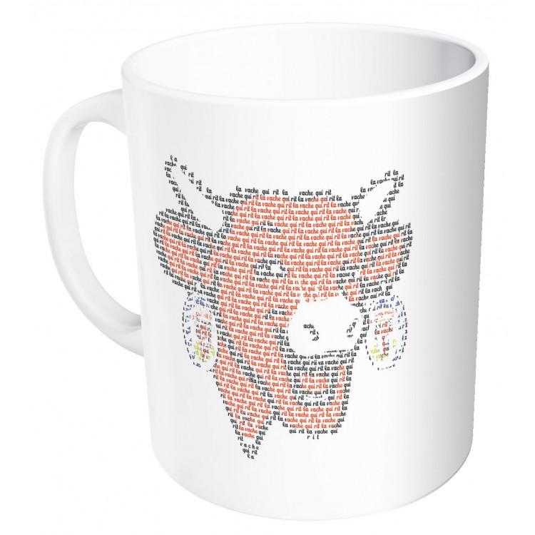 Mug La vache qui rit® Ecriture