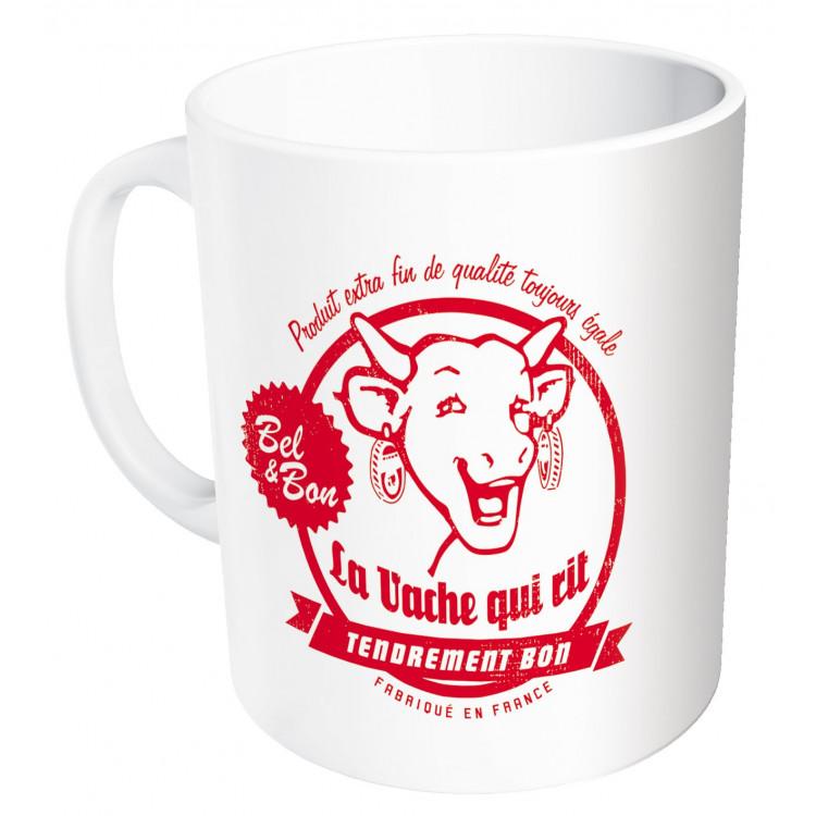 Mug La vache qui rit® Tampon Bel et Bon