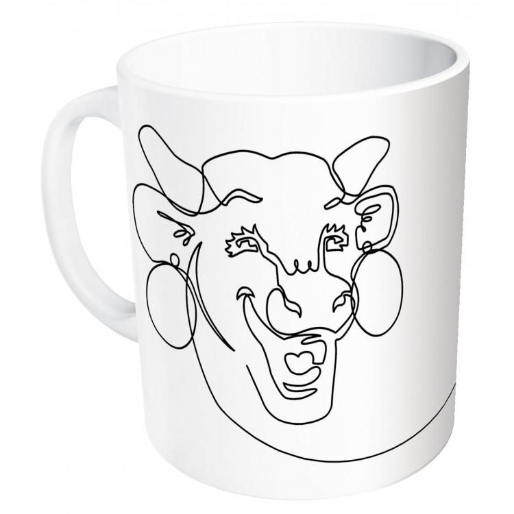 Mug La vache qui rit® Linéaire
