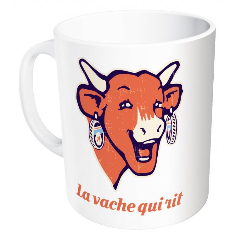 Mug La vache qui rit® Logo vintage