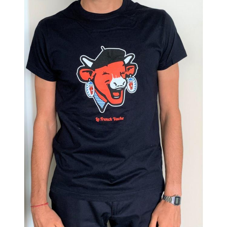 Tee-shirt HOMME La vache qui rit® FRENCH Vache qui rit®