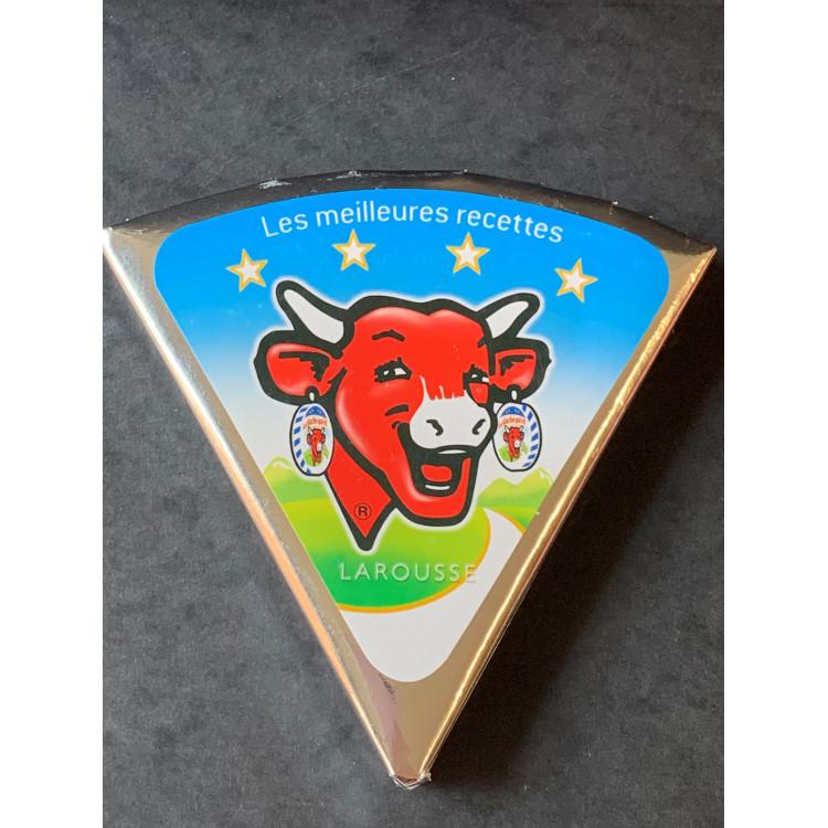 """Livre de recettes La vache qui rit® """"Les meilleures recettes"""""""
