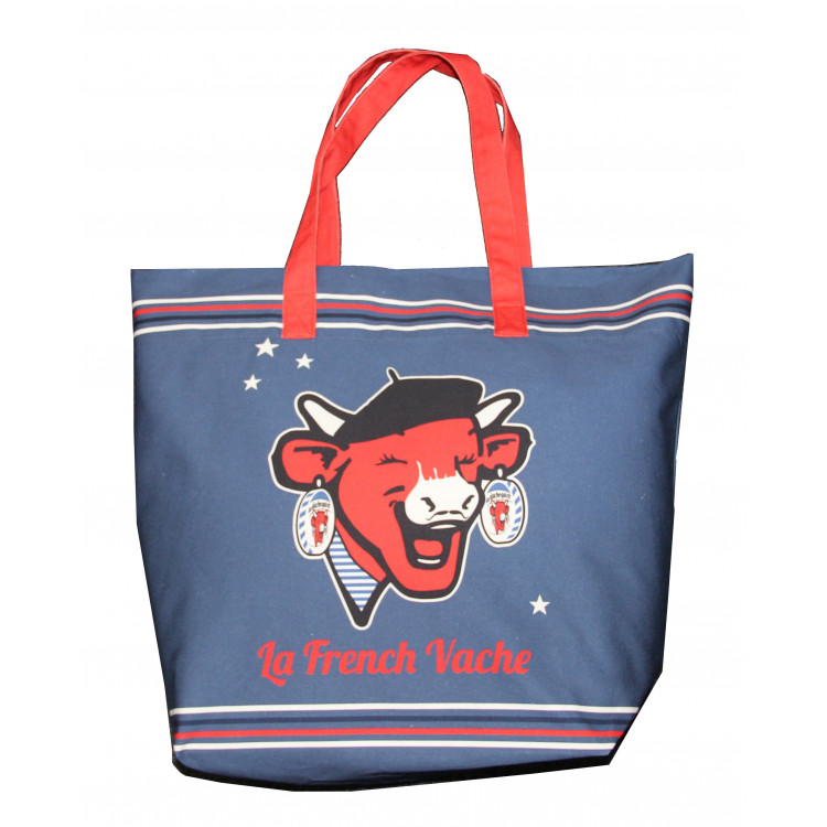 Shopping bag COUCKE x La vache qui rit® FRENCH Vache qui rit®