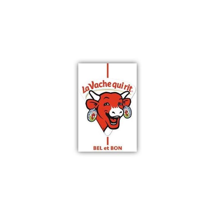 Carte postale  La vache qui rit® Logo